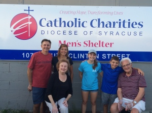 Galletta Family Men's Shelter