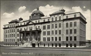 The House of Providence, completed in 1910, operated as an orphanage into the 1960s.