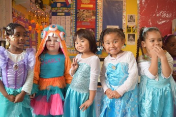 Ariel, Monster and Elsas